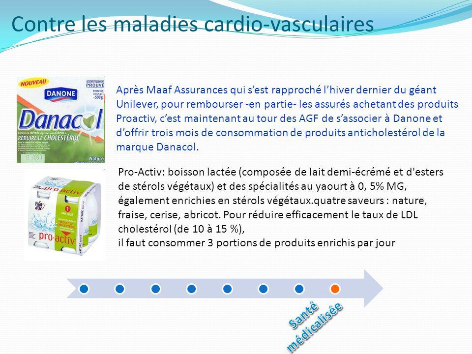 Contre les maladies cardio-vasculaires