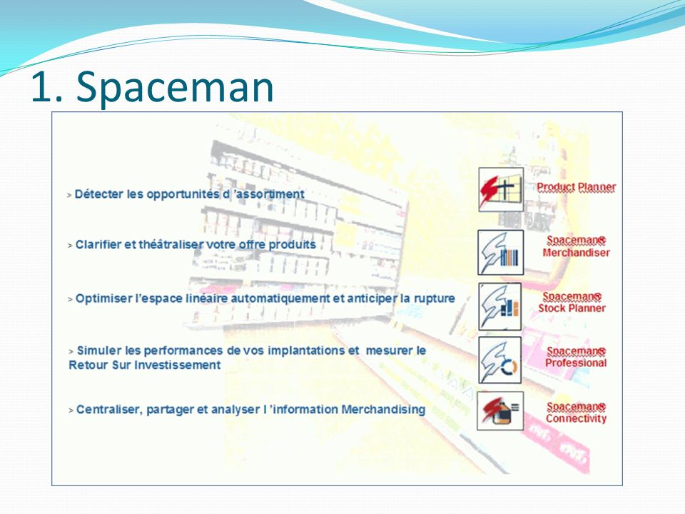 1. Spaceman