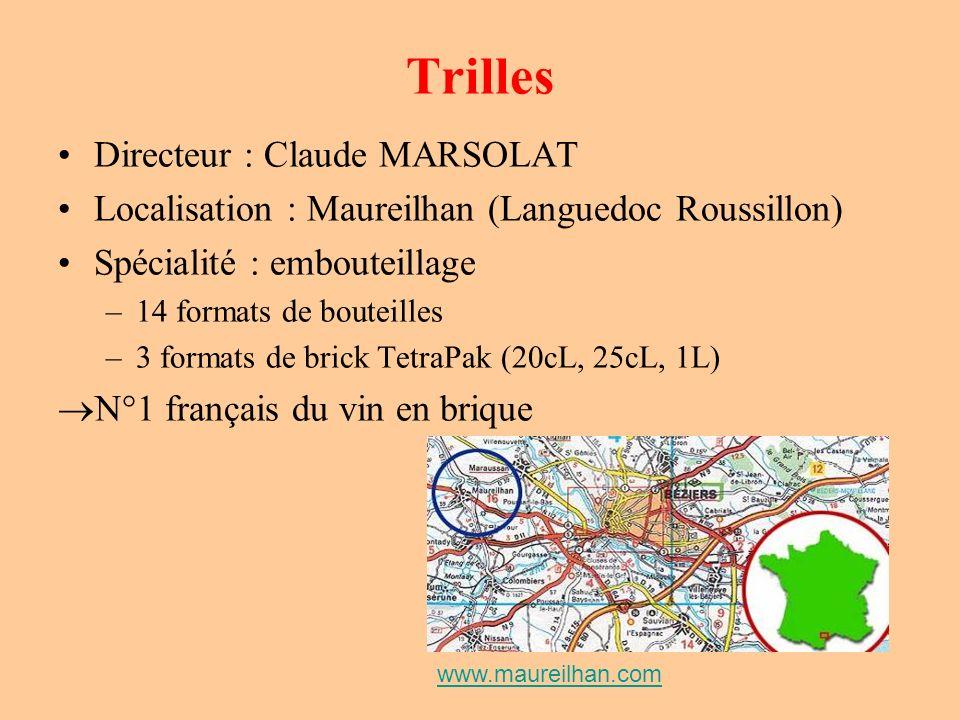 Trilles Directeur : Claude MARSOLAT