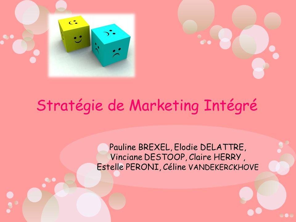 Stratégie de Marketing Intégré