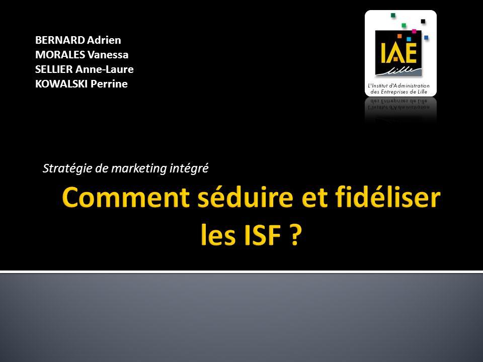 Comment séduire et fidéliser les ISF