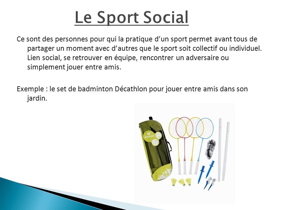 Le Sport Social