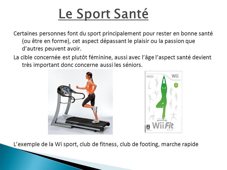 Le Sport Santé