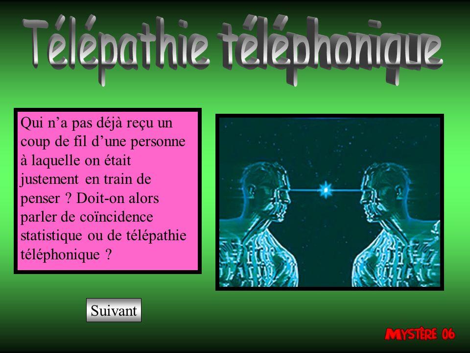 Télépathie téléphonique