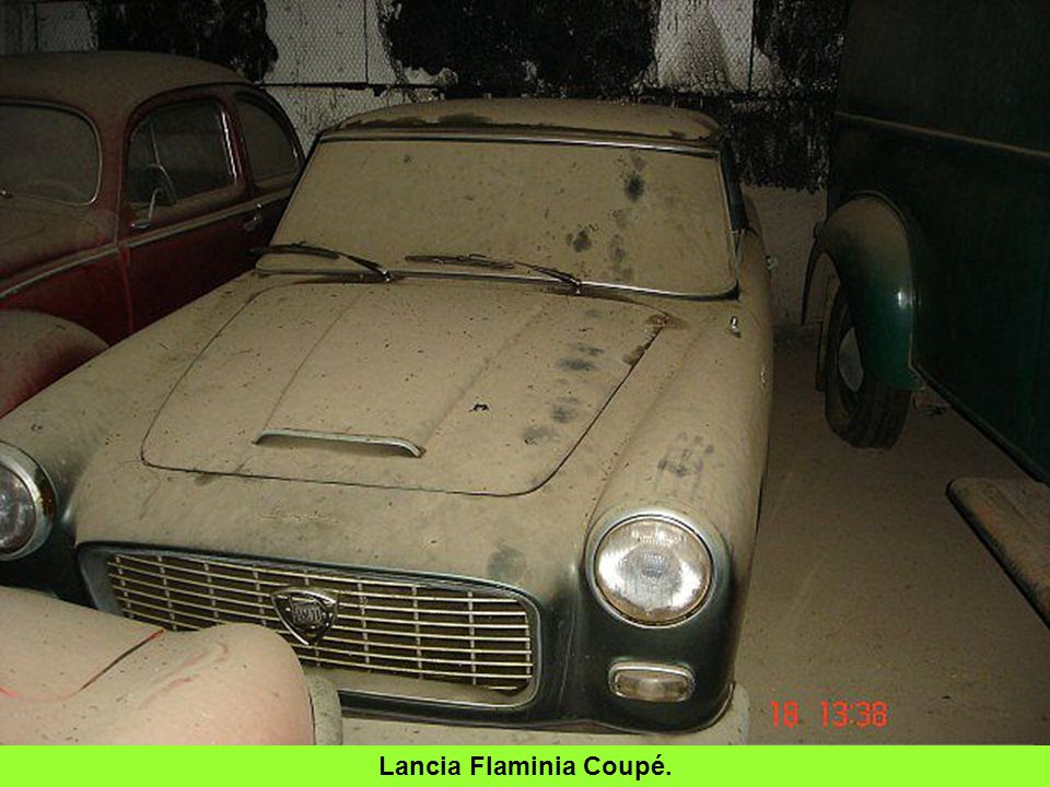 Pas possible ! Lancia Flaminia Coupé.