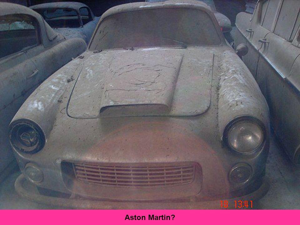 Capotant Aston Martin