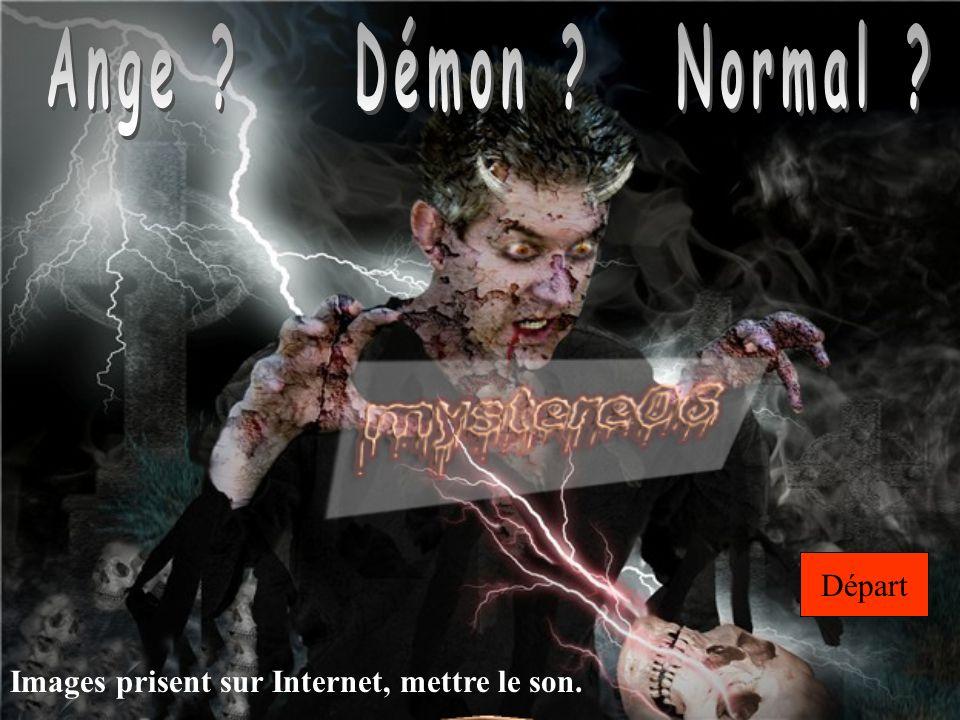 Ange Démon Normal Départ