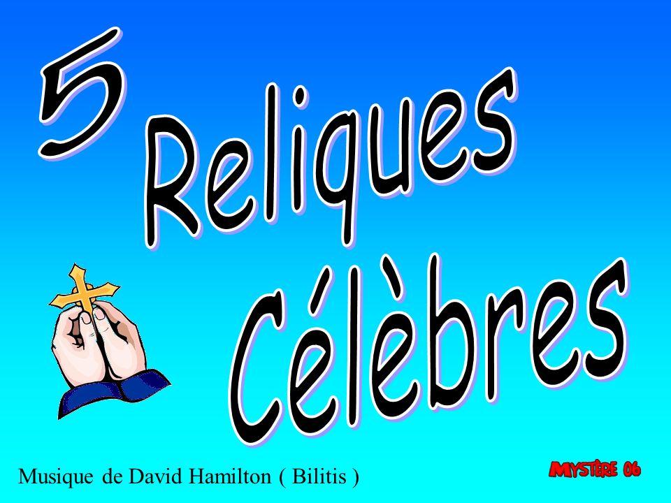 5 Reliques Célèbres Musique de David Hamilton ( Bilitis )