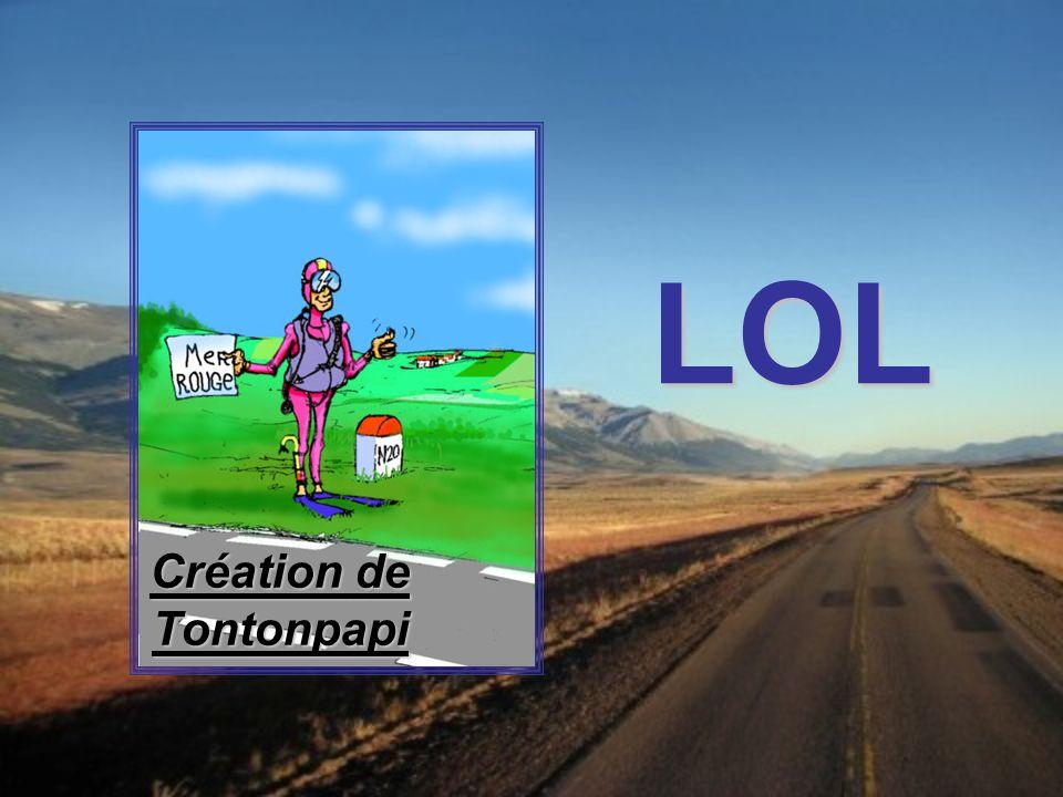Création de Tontonpapi