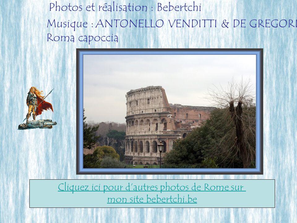 Cliquez ici pour d'autres photos de Rome sur
