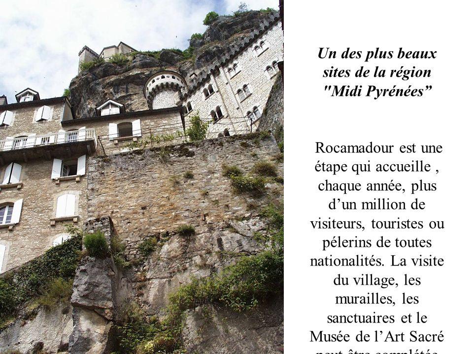 Un des plus beaux sites de la région Midi Pyrénées