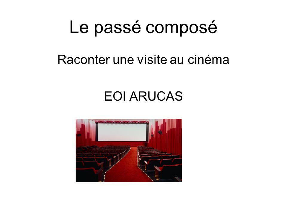 Raconter une visite au cinéma