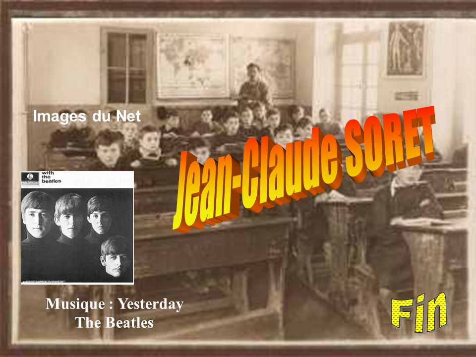 Musique : Yesterday The Beatles