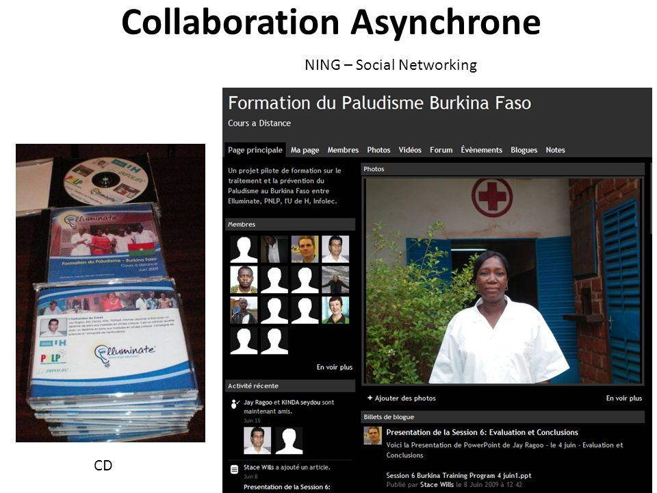 Collaboration Asynchrone
