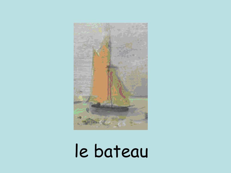 le bateau