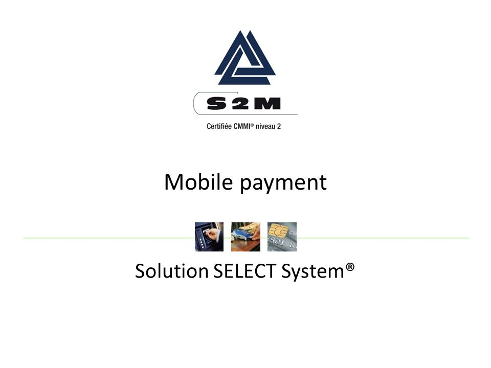 Solution SELECT System®
