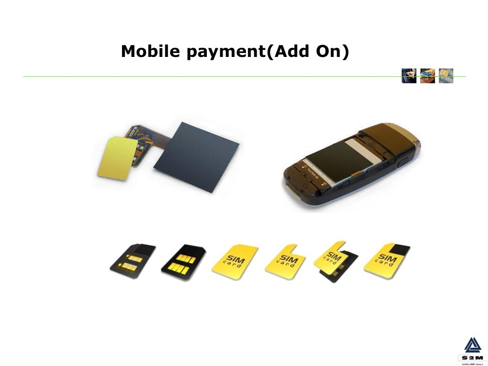Mobile payment(Add On)