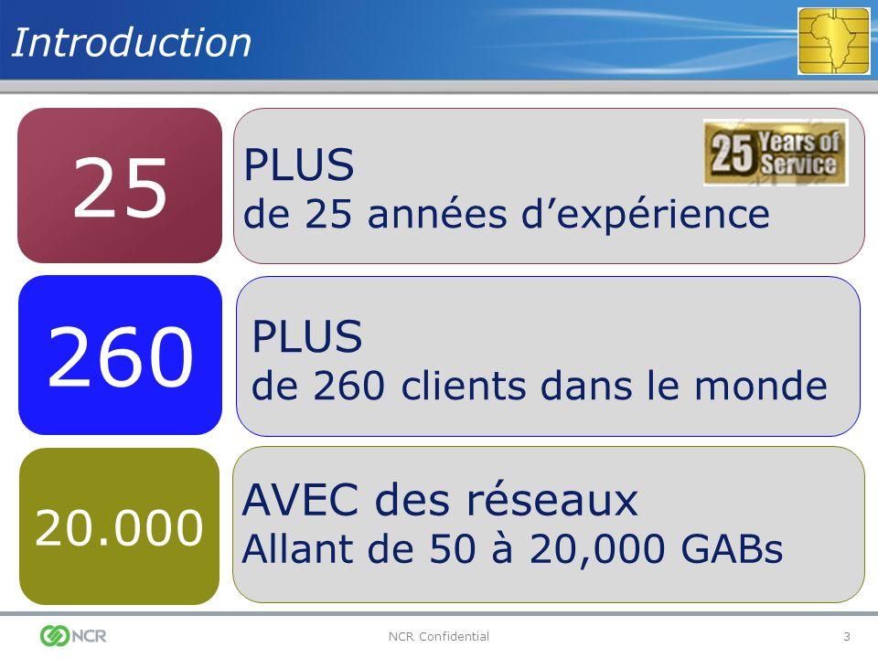 25 260 20.000 PLUS PLUS AVEC des réseaux Introduction