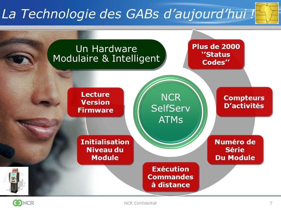 La Technologie des GABs d'aujourd'hui !