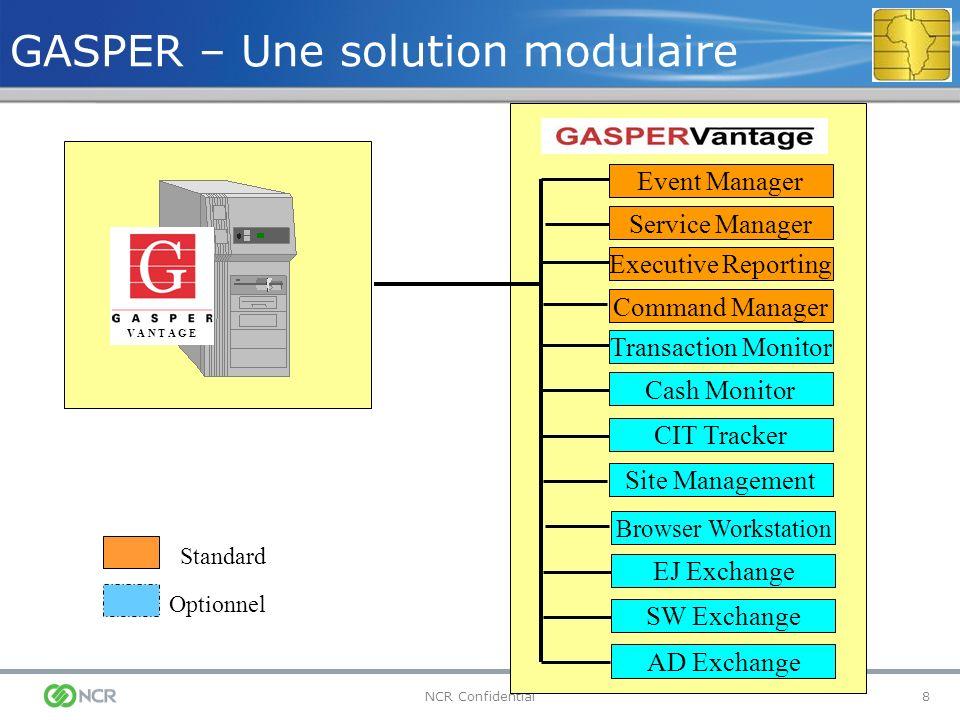 GASPER – Une solution modulaire