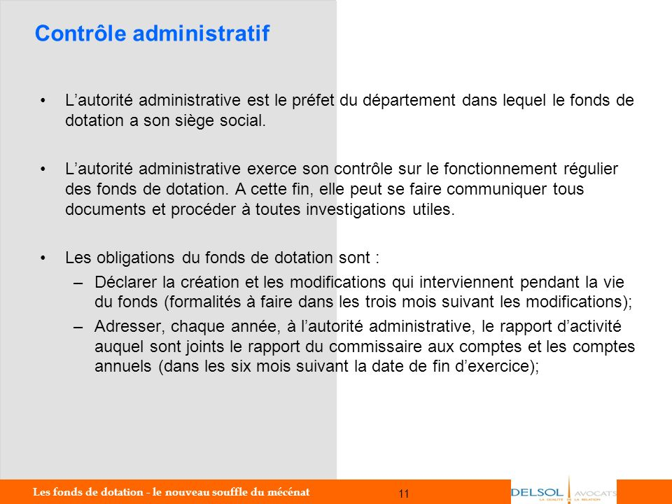 Contrôle administratif
