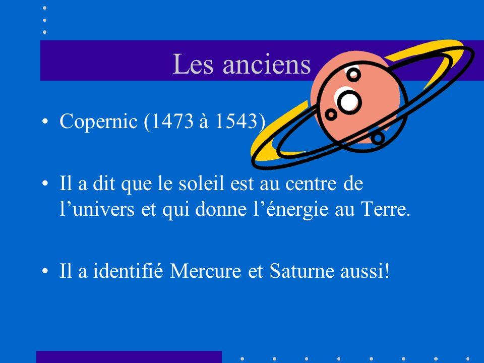 Les anciens Copernic (1473 à 1543)