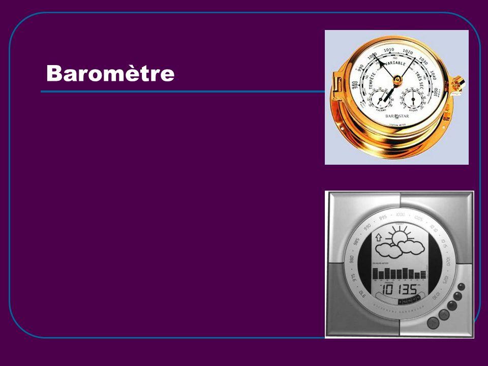 Baromètre