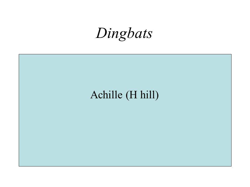 Dingbats Achille (H hill)