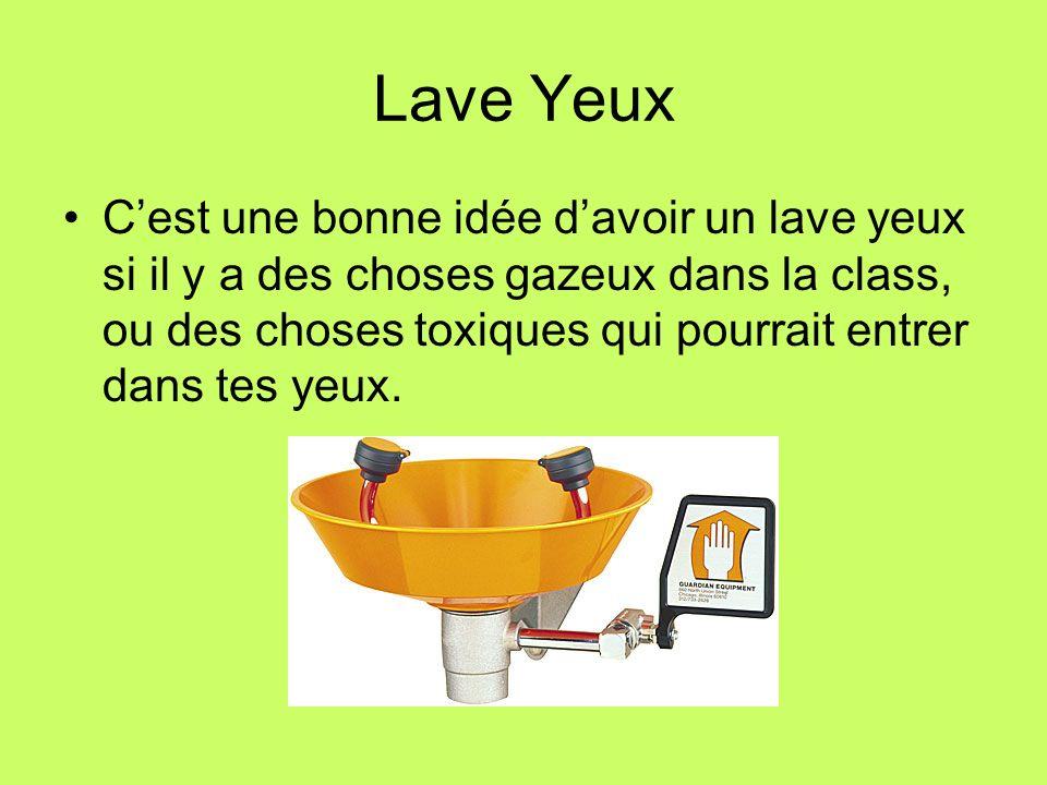 Lave Yeux