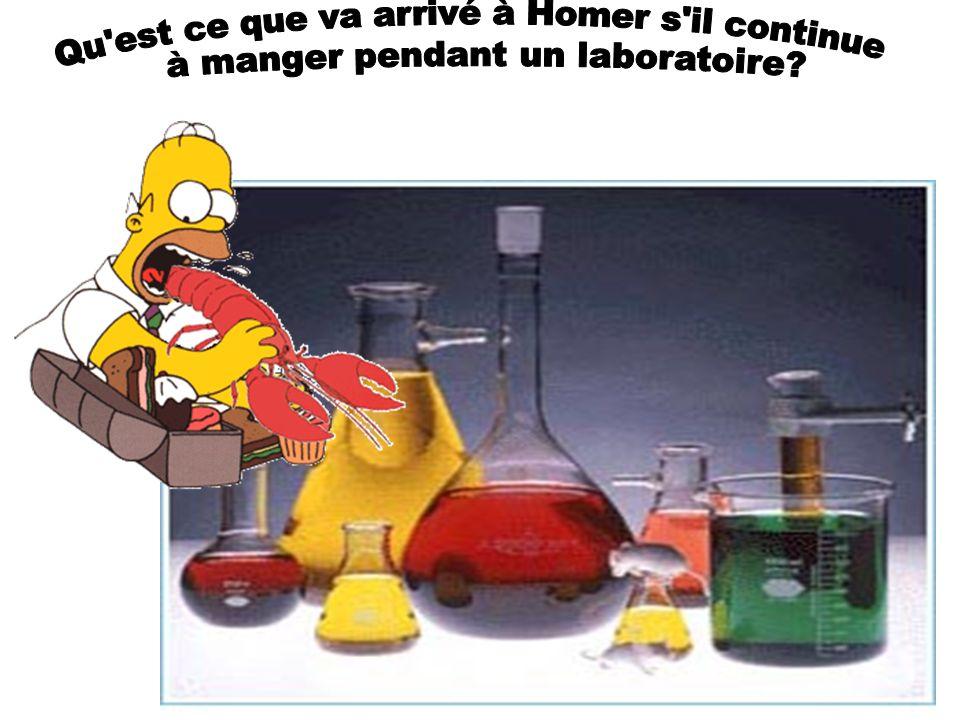 Qu est ce que va arrivé à Homer s il continue