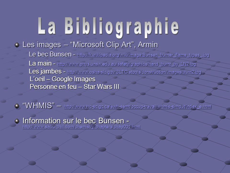 La Bibliographie Les images – Microsoft Clip Art , Armin
