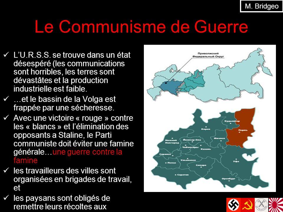 Le Communisme de Guerre