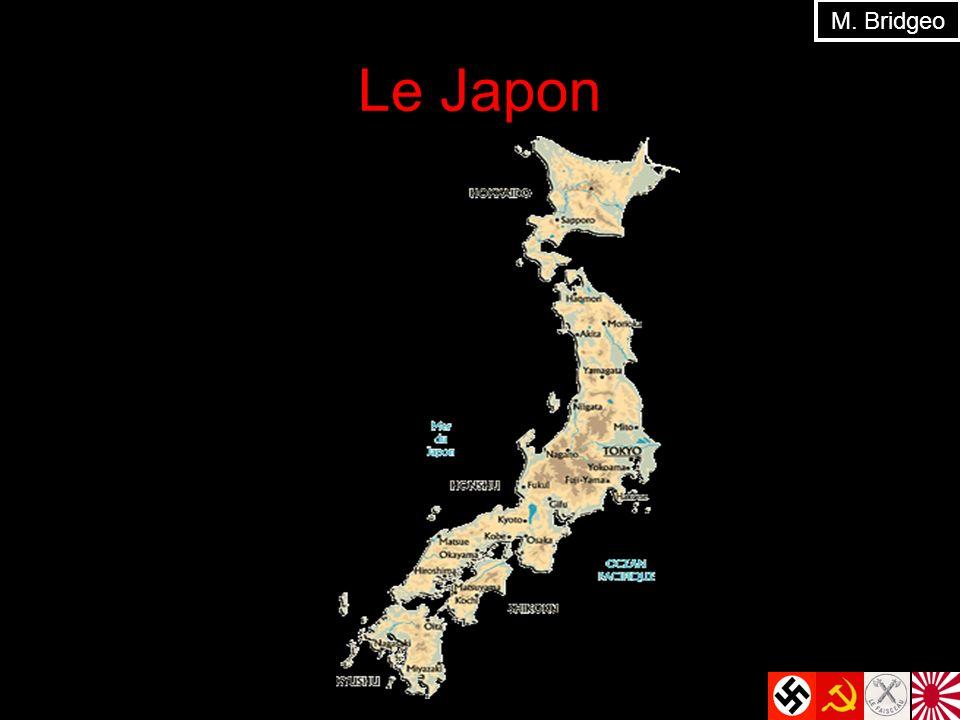 M. Bridgeo Le Japon