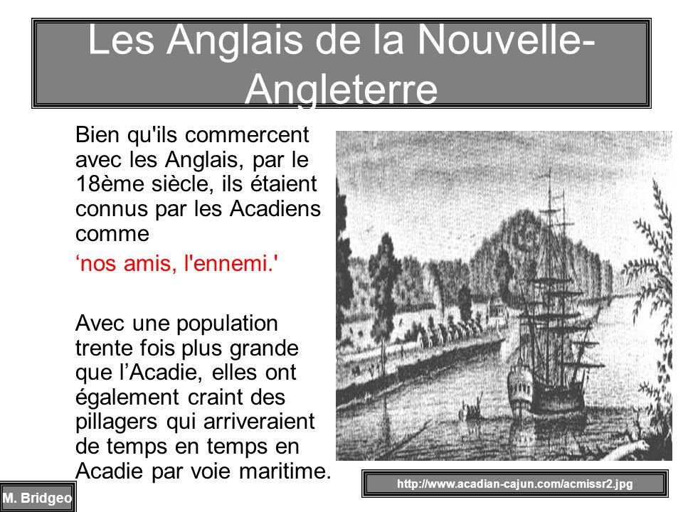 Les Anglais de la Nouvelle-Angleterre