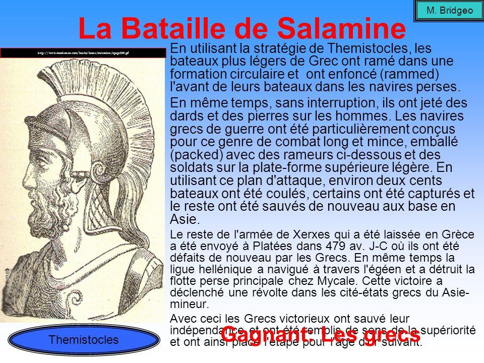 La Bataille de Salamine