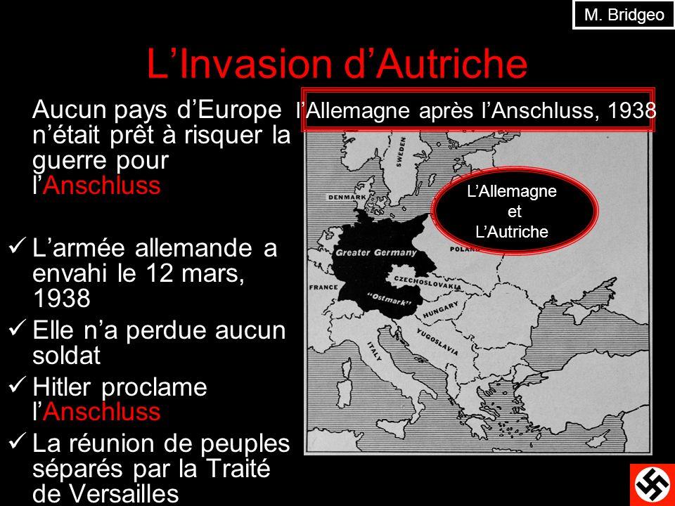 L'Invasion d'Autriche