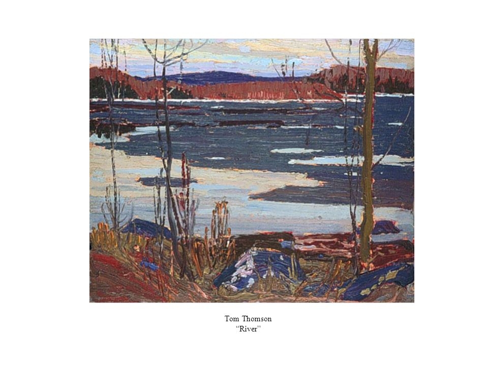Tom Thomson River