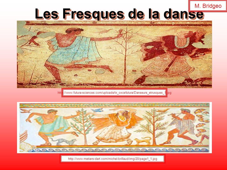 Les Fresques de la danse