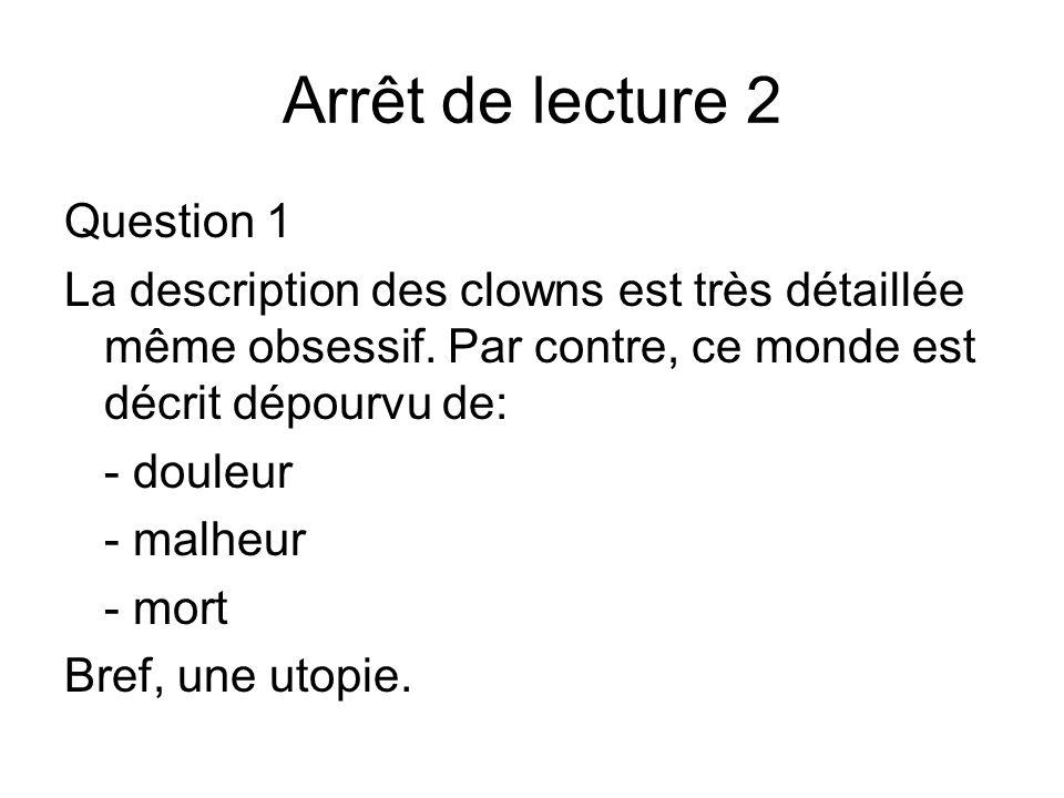 Arrêt de lecture 2 Question 1