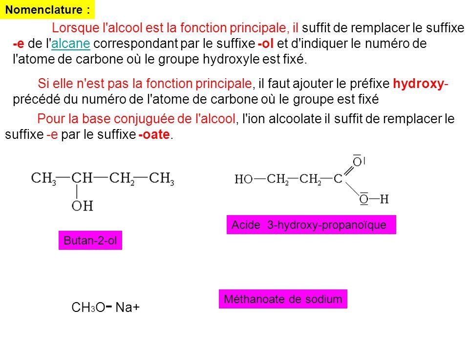 précédé du numéro de l atome de carbone où le groupe est fixé
