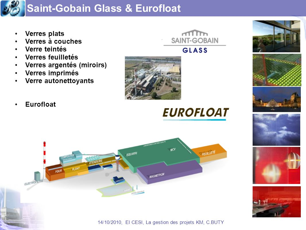Saint-Gobain Glass & Eurofloat