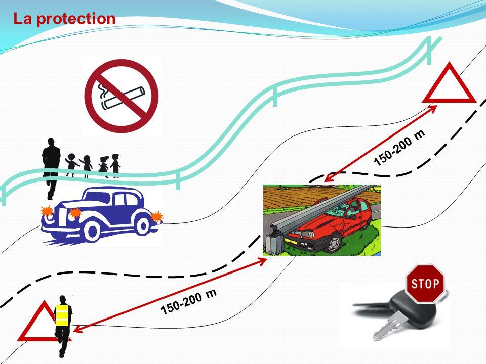 La protection 150-200 m