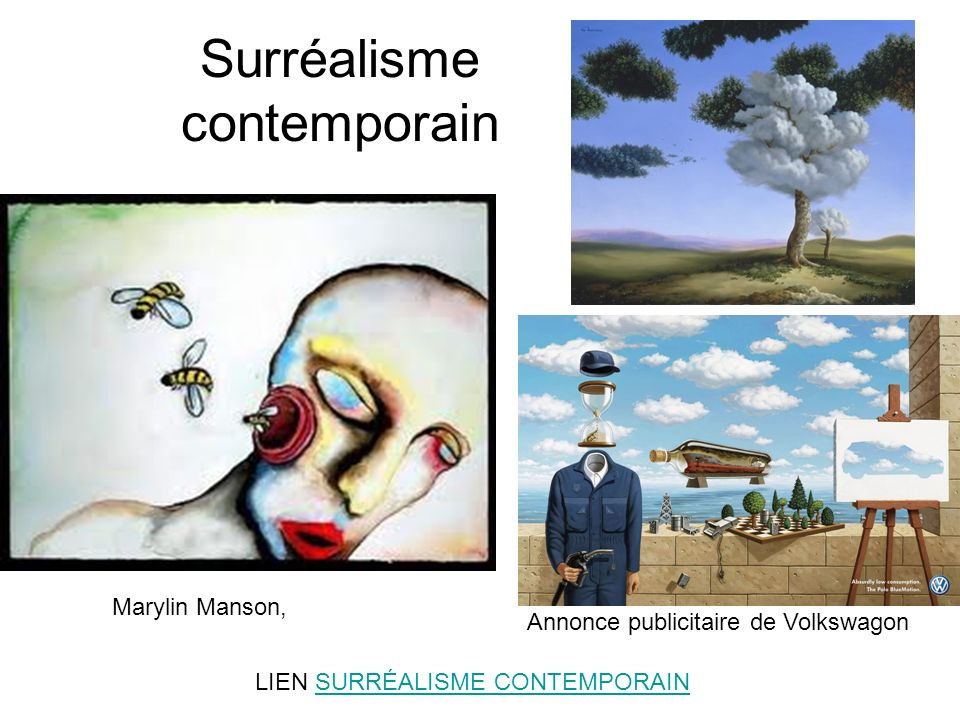 Surréalisme contemporain
