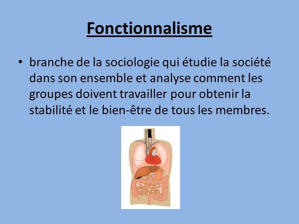 Fonctionnalisme