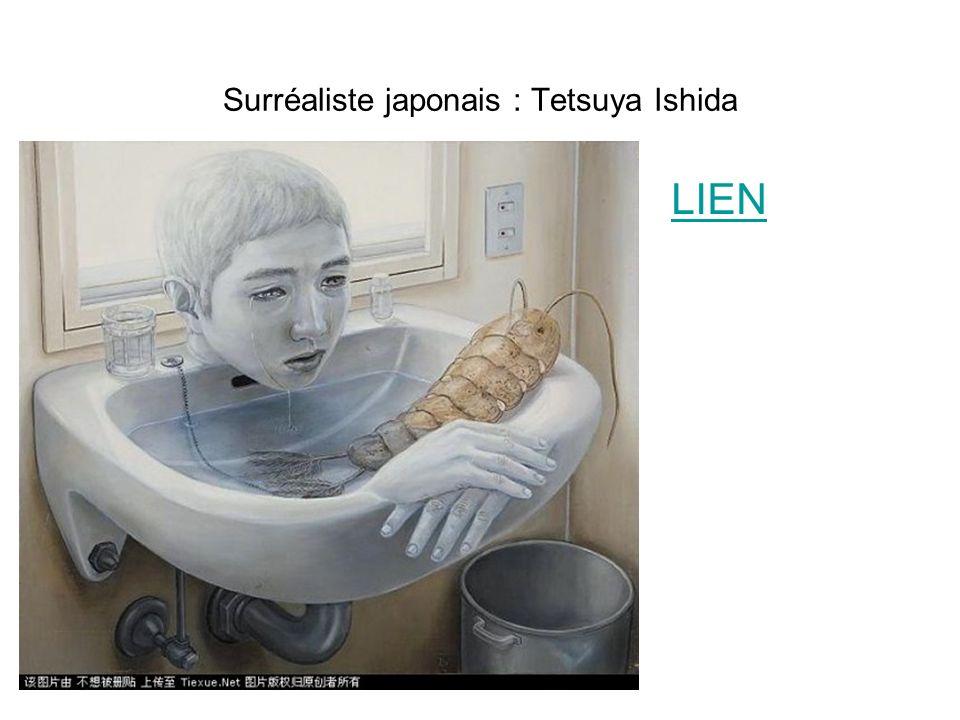 Surréaliste japonais : Tetsuya Ishida