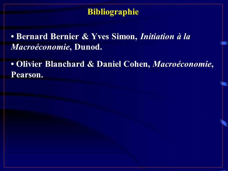 • Bernard Bernier & Yves Simon, Initiation à la Macroéconomie, Dunod.