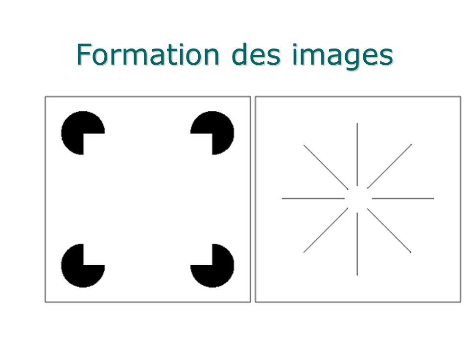 Formation des images
