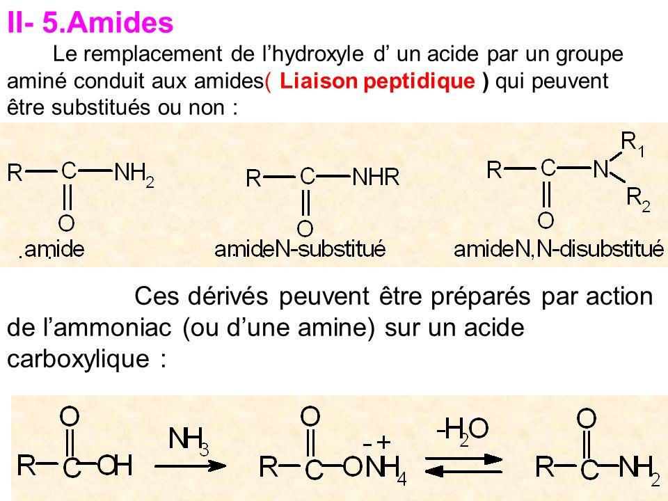 II- 5.Amides