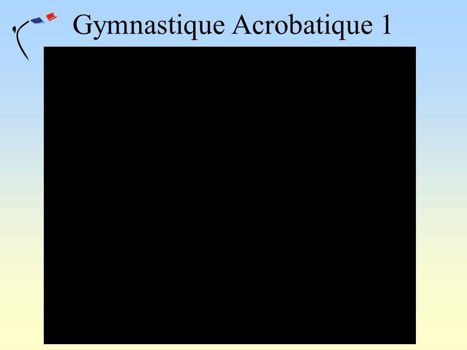 Gymnastique Acrobatique 1