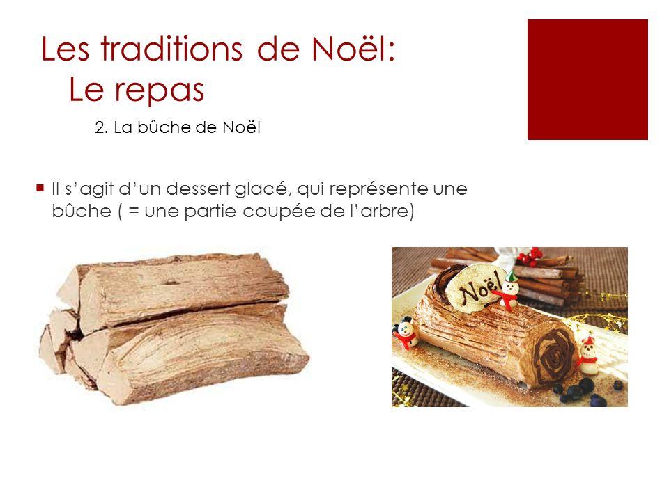 Les traditions de Noël: Le repas